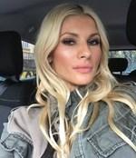 Όλγα Πηλιάκη: Στο γήπεδο μαζί με τα παιδιά της