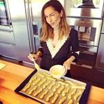 Δέσποινα Βανδή: Το πεντανόστιμο και λαχταριστό φαγητό που μαγείρεψε για την οικογένειά της!