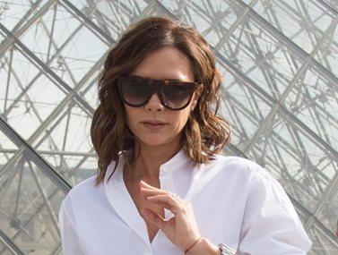 Η Victoria Beckham ποζάρει στο Instagram με δημιουργία Μαίρης Κατράντζου