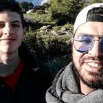 Πάνος Ζάρλας: Η φωτογραφία που δημοσίευσε ο αδελφός του από τη θάλασσα