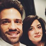 Κωνσταντίνος Αργυρός: Στο εξωτερικό με την τρίδυμη αδερφή του