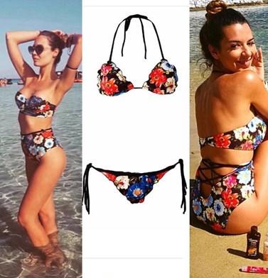 Οι Ελληνίδες παρουσιάστριες επέλεξαν το ίδιο bikini!