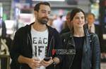 Σάκης Τανιμανίδης και Χριστίνα Μπόμπα: Ποζάρουν μαζί με τους κουμπάρους τους