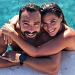 Το σχόλιο της Χριστίνας Μπόμπα στην ημίγυμνη φωτογραφία που δημοσίευσε ο Σάκης Τανιμανίδης