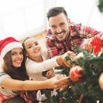 Συμβουλές για να κάνεις γιορτές με την οικογένεια και να μην καθαρίζεις όλη μέρα!