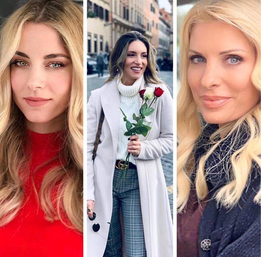 30fecf388758 3+2 διάσημες Ελληνίδες που μοιράστηκαν τρυφερές στιγμές με τα παιδιά τους  στα social media
