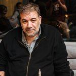 Δημήτρης Σταρόβας: Βραδινή έξοδος στο πλευρό της συντρόφου του!
