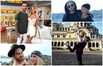 Δώρος Παναγίδης και Αθηνά Χρυσαντίδου: Είναι το πιο Power of Love ζευγάρι; 10 φωτογραφίες από τη σχέση τους