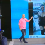 Για την παρέα: Ο bodyguard της Κιμ Καρντάσιαν εισέβαλε στο πλατό της εκπομπής