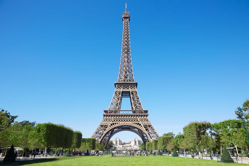 Εκκενώθηκε ο Πύργος του Άιφελ