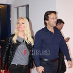 Ελένη Μενεγάκη & Μάκης Παντζόπουλος: Χεράκι – χεράκι στη νέα τους κοινή εμφάνιση