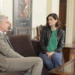 Η Επιστροφή: Η Άννα Μαρία Παπαχαραλάμπους δημοσίευσε φωτογραφία από τα τελευταία γυρίσματα της σειράς