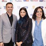 Eurovision 2019: Γιώργος Καπουτζίδης & Μαρία Κοζάκου -  H πρώτη τους φωτογραφία από το Τελ Αβίβ