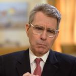 Ατύχημα για τον Αμερικανό Πρέσβη κατά την επίσκεψή του στη Μάνη