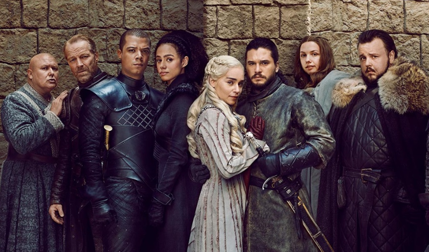 Πρωταγωνίστρια του Game Of Thrones παντρεύτηκε για δεύτερη φορά τον ίδιο άντρα