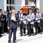 Βασίλης Λυριτζής: Δείτε φωτογραφίες από το τελευταίο αντίο στον δημοσιογράφο