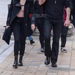 Full in love η Ελληνίδα παρουσιάστρια: Βόλτα στο κέντρο της Αθήνας με τον σύντροφό της