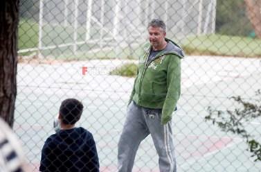 Γιώργος και Γιάννης Λιάγκας: Πατέρας και γιος στο γήπεδο