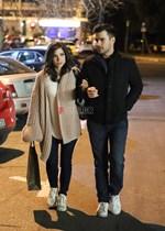 Γιάννης Τσιμιτσέλης – Κατερίνα Γερονικολού: Φωτογραφίες από τη νέα τους βραδινή έξοδο