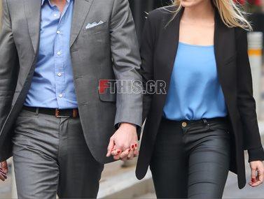 Paparazzi: Χεράκι – χεράκι το ζευγάρι της ελληνικής showbiz, έτοιμο να γιορτάσει την ημέρα των ερωτευμένων