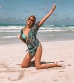 Κωνσταντίνα Σπυροπούλου: Το φωτογραφικό άλμπουμ από τις διακοπές της στην Κούβα