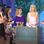 Για την παρέα: Τα κορίτσια του (περσινού) Power of Love έκαναν ντου στην εκπομπή του Μουτσινά