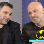 Γρηγόρης Αρναούτογλου: Η συνάντηση με τον Νίκο Μουτσινά και η on air αναφορά στον γιο του!