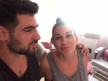 Ελένη Χατζίδου – Ετεοκλής Παύλου: Μας δείχνουν ολοκληρωμένο το δωμάτιο της νεογέννητης κόρης τους