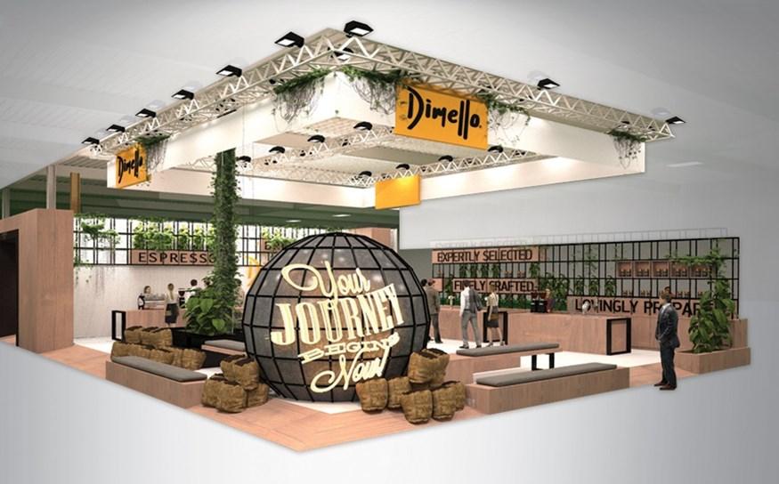 Ο Dimello κάνει το γύρο του κόσμου στη HORECA
