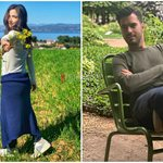 Γιάννης Τσιμιτσέλης – Κατερίνα Γερονικολού: Ποζάρουν από την Αγία Σοφία στην Κωνσταντινούπολη