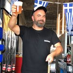 28η Οκτωβρίου στο Überness του Βασίλη Καλλίδη με ελληνικό μενού!