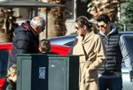 Ρουβάς - Ζυγούλη: Το οικογενειακό ταξίδι στη Θεσσαλονίκη και η συνάντηση με τον πατέρα της Κάτιας