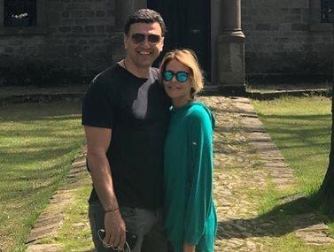 Τζένη Μπαλατσινού – Βασίλης Κικίλιας: Ο λόγος που επέλεξαν αυτή την εκκλησιά για τον γάμο τους!