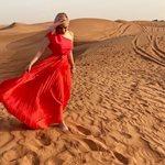 Λάουρα Νάργες: Χαλαρές στιγμές στο Ντουμπάι