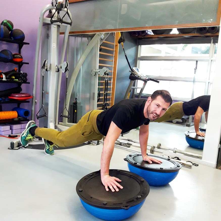 Ο παγκόσμιος πρωταθλητής, Νίκος Λαγός, μοιράζεται μαζί μας όσα πρέπει να ξέρουμε για να βάλουμε την άθληση στη ζωή μας