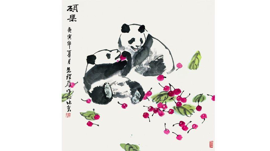 Έκθεση Παραδοσιακής Κινέζικης Τέχνης.