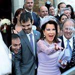 Νέες φωτογραφίες - Όλα όσα έγιναν στον γάμο της κόρης της Γιάννας Αγγελοπούλου