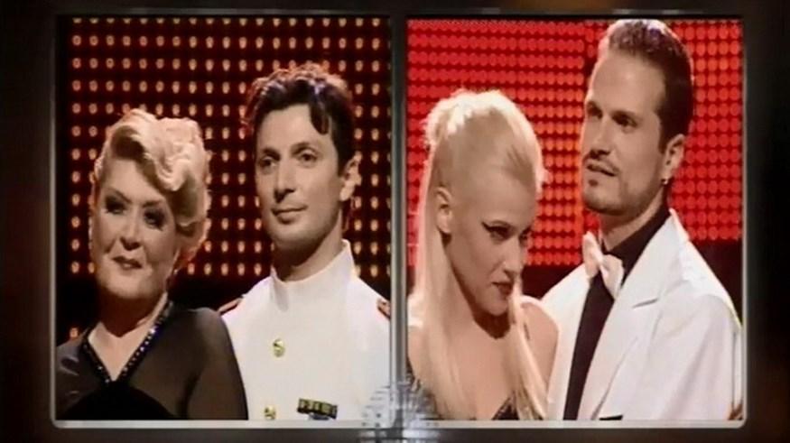 Αποχώρηση έκπληξη απο το Dancing with the stars! Η Βάσια Τριφύλλη αναμετρήθηκε με την Λάουρα Νάργες και έχασε
