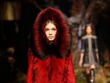 Dolce & Gabbana Χειμώνας 2015