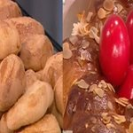 Πασχαλινά κουλουράκια και τσουρέκια από την Αργυρώ Μπαρμπαρίγου