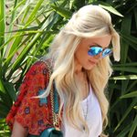Κατερίνα Καινούργιου: Το καυτό λευκό σορτσάκι της έκλεψε τα βλέμματα στην Κηφισιά