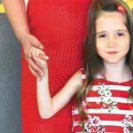 Είναι η κορούλα πασίγνωστης Ελληνίδας παρουσιάστριας και φωτογραφήθηκαν μαζί