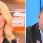 Γιώργος Καρατζαφέρης: H απίστευτη δήλωση για την Ελένη Μενεγάκη!