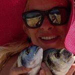 Μενεγάκη: Οι φωτογραφίες της από τη Νάξο πριν από χρόνια!