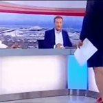 Δημοσιογράφος του ΣΚΑΪ εμφανίστηκε on air με σακάκι και σορτσάκι!