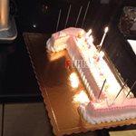 Η κόρη του Έλληνα παρουσιαστή είχε γενέθλια και της ετοίμασαν αυτή την εντυπωσιακή τούρτα