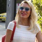 Paparazzi! Ελένη Μενεγάκη: Πού την απαθανάτισε ο φακός μετά την εκπομπή;