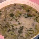 Μαγειρίτσα από την Αργυρώ Μπαρμπαρίγου