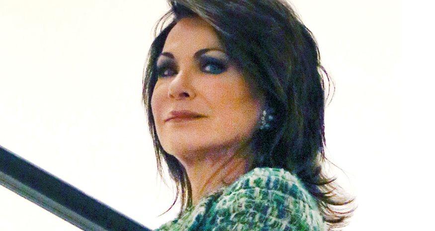 Γιάννα Αγγελοπούλου: Εμφάνιση σε μεγάλο εμπορικό κέντρο παραδίδοντας μαθήματα στυλ
