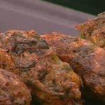 Σπανακόπιτα σε κροκέτες από την Αργυρώ